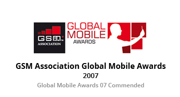 GSM Association Global Mobile Awards - 2007