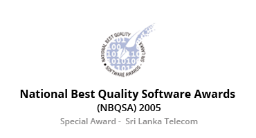 BCS National Best Quality Software Awards - 2005