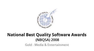 BCS National Best Quality Software Awards - 2008