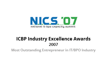 ICBP industry excellence Awards - 2007